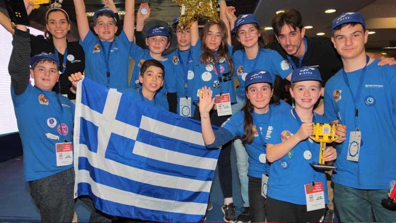 Μάθημα Κυπελλούχος Ελλάδας και δεύτερη θέση στο Robot Game για την ομάδα M-RAST