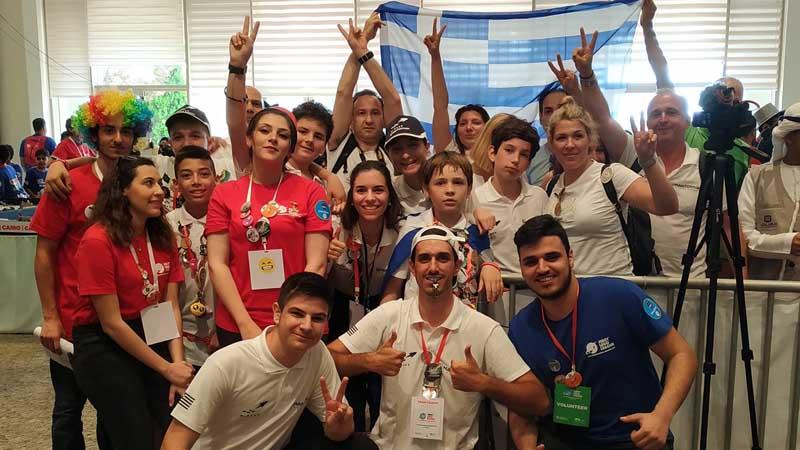 2η στον κόσμο η ομάδα M-RAST - Μοναδική διάκριση για την Ελλάδα!